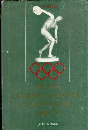 Dějiny československého olympijského hnutí