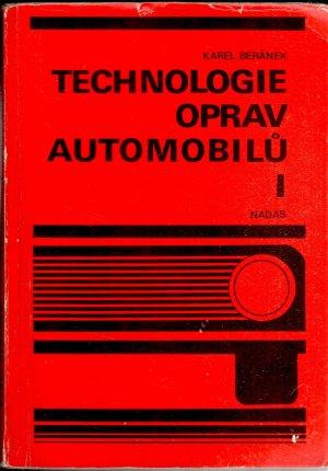 Technologie oprav automobilů I