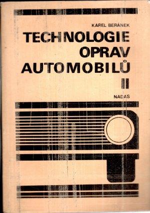 Technologie oprav automobilů II.