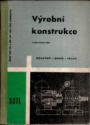 Výrobní konstrukce