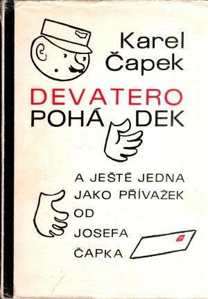 Devatero pohádek a ještě jedna jako přívažek od Josefa Čapka