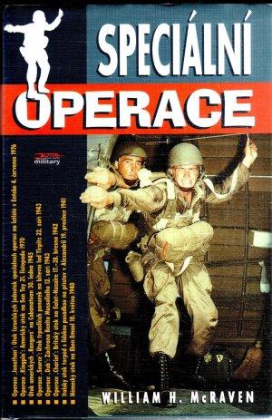 Speciální operace - Teorie a praxe speciálních bojových operací naší doby