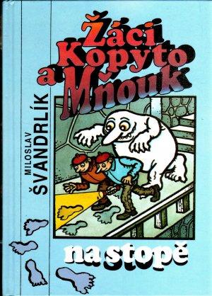 Žáci Kopyto a Mňouk na stopě
